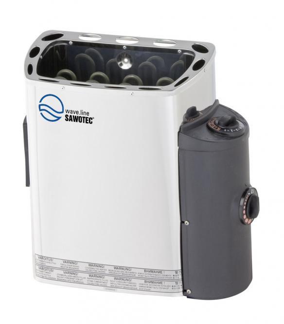 Harvia Dampfgenerator HGX Dampfbadgenerator für Dampfdusche 4,5-15 KW