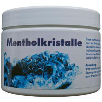 Sauna Menthol Kristalle 50 g Dose