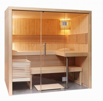 Elementsauna Pinetto Large 214 x 210 x 201 cm