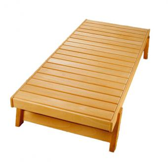 Sauna Ruheliege Basic Sauna Ruheliege Basic