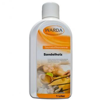 Saunaaufguss Sandelholz