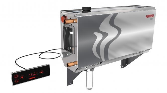 Harvia Dampfbadgenerator zur Dampferzeugung