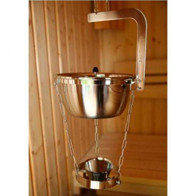 Sauna Aquadropper - automatischer Saunaaufguss