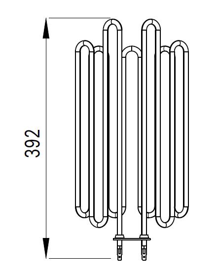 heizstab harvia saunaofen globe zvo 200 3500 watt. Black Bedroom Furniture Sets. Home Design Ideas