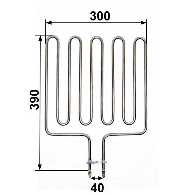heizstab passend f r sepc 65 helo kn llwald saunatec saunaofen 2670 watt. Black Bedroom Furniture Sets. Home Design Ideas