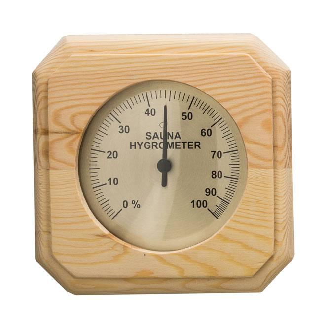 Sauna Hygrometer Nadelholz