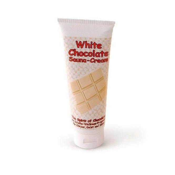 white chocolate saunacreme 125 ml online kaufen. Black Bedroom Furniture Sets. Home Design Ideas
