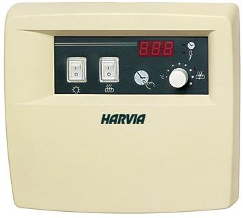 Harvia C150 Saunasteuerung (Wochenzeit)